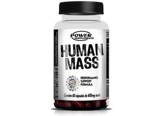 Human Mass (60 Caps) - Pré-hormonal- Power Suplementos