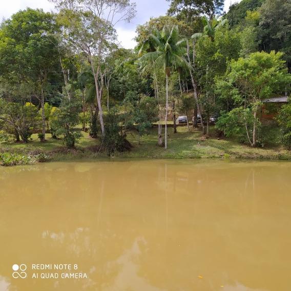Juquitiba/chácara C/lago E Lago/aberto Propostas/ref:04976