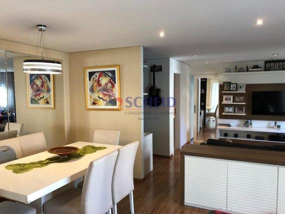 Apartamento Jardim Marajoara - A Reserva Club - Mr68178