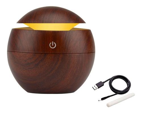 Humidificador  Vaporizador Aromaterapia Aire Saludable Usb
