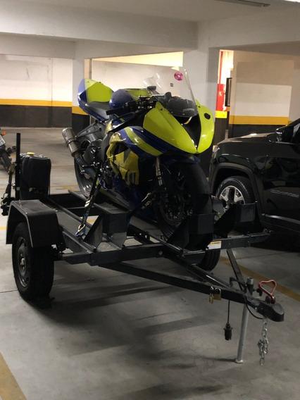 Kawasaki Ninja Zx6r 2011 - Preparada Para Pista