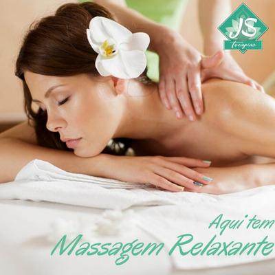 Massagem Relaxante Ou Drenagem Ou Modeladora - 4 Sessões 30m