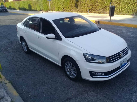 Volkswagen Vento 1.6 Highline At 2017