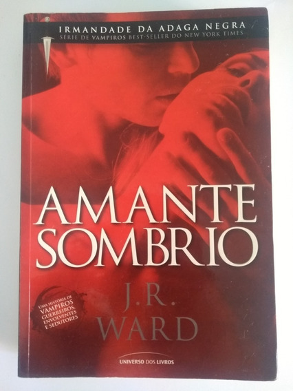Livro : Amante Sombrio
