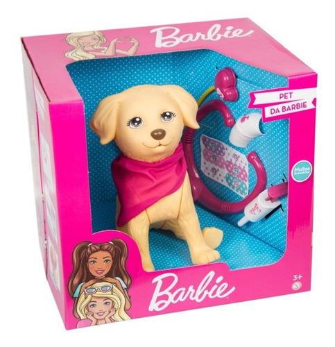 Cachorrinho Pet Fashion Veterinário Da Barbie Pupee Original