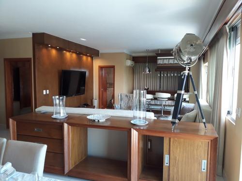 Penthouse Amueblado En Alquiler 3 Habitaciones En La Julia