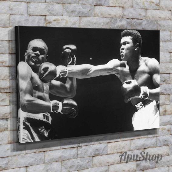 Cuadros 90x60 Muhammad Ali Boxeo Deportes