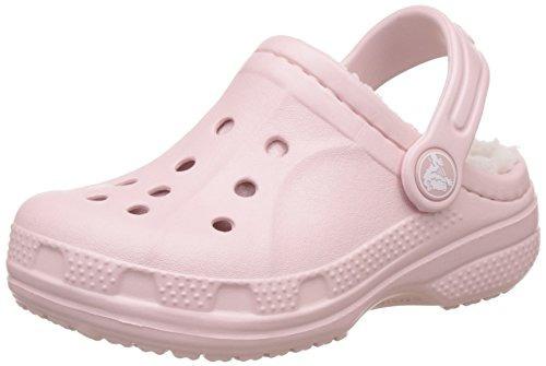el más nuevo fd5e2 b431c Crocs Kids Unisex Ralen Zuecos Forrados Toddlerlittle Kid