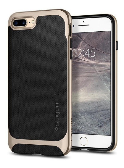 Funda iPhone 8 / 7 Plus Spigen Neo Hybrid Original Elegante