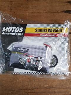Motos De Competicion - Suzuki Rgv500 - Kevin Schawantz N3
