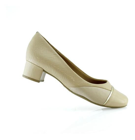 Calzados Mujer Cuero Super Confort 103121-80 Malu- Luminares