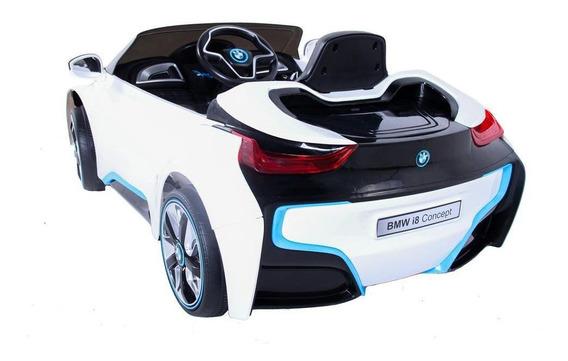 Mini Carro Infantil Elétrico Bmw C/ Controle Remoto Belbrink