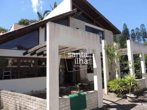 Imagem 1 de 30 de Casa Com 3 Dormitórios À Venda, 379 M² - Armação Do Pântano Do Sul - Florianópolis/sc - Ca3029