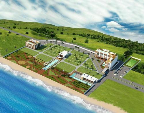 Imagen 1 de 21 de Lote Residencial Frente A La Playa En Nuevo Fracc. El Zapota