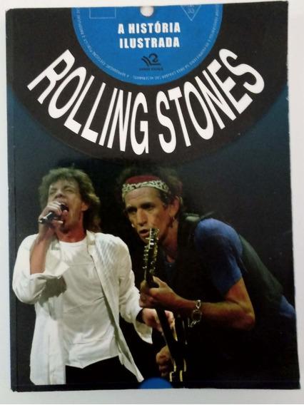 Livro Rolling Stones - A História Ilustrada