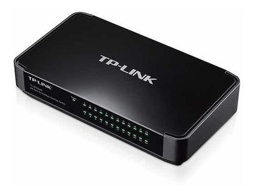 Switch Tp-link 24 Puertos 10/100 Mod Tl-sf1024m