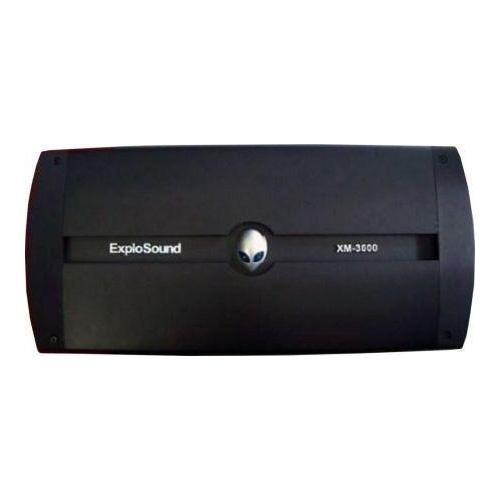 Módulo Amplificador Explosound Xm3600 1400rms Bridged/stereo