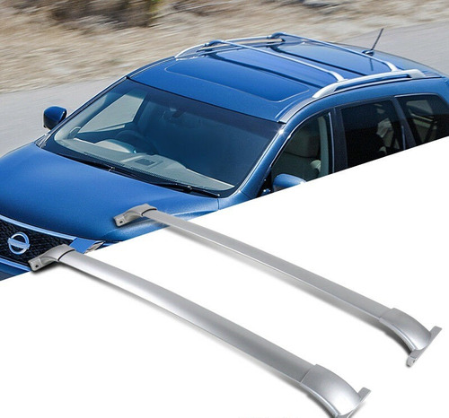 Barras Portaequipaje Nissan Pathfinder 2013-18