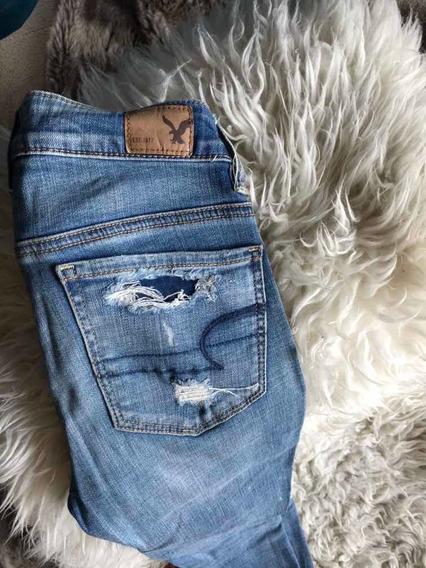 Pantalones American Eagle Mujer Rotos Mercadolibre Com Ar