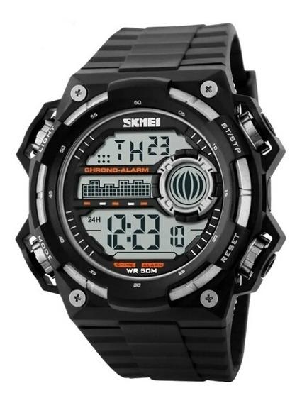 Relógio G-shok Masculino W-735-2avdf Skemei Aprova D