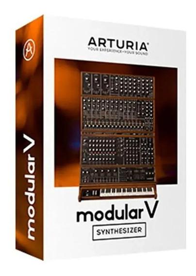 Software Arturia Moog Modular V Original Licencia Oficial
