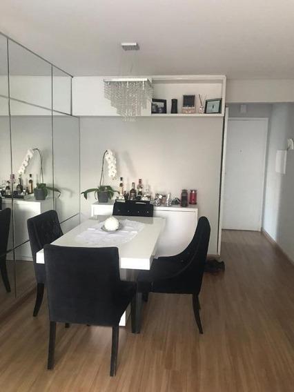 Apartamento Em Tatuapé, São Paulo/sp De 75m² 3 Quartos À Venda Por R$ 610.000,00 - Ap288872