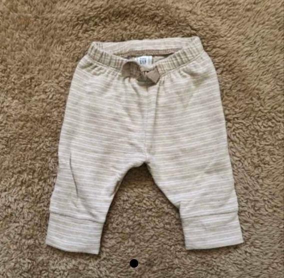 Pantalón Bebé Recién Nacido Baby Gap