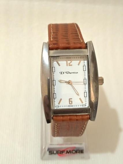 Relógio Clássico Masculino Quartz.