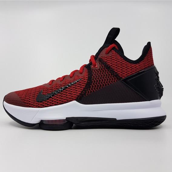 Tênis Nike Lebron Witness 4 Masculino - Basquete - Original