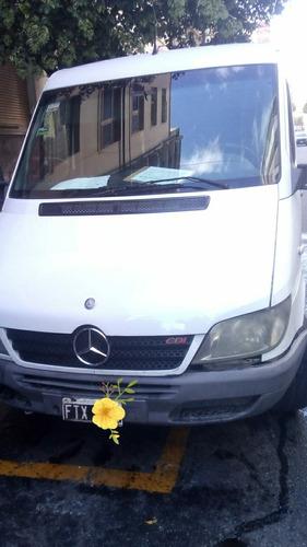 Mercedes-benz Sprinter 2.5 313 Furgon 3550 V2 2006