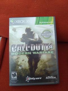 Call Of Duty 4, Modern Warfare