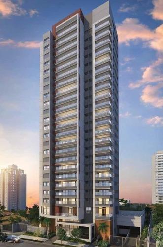 Apartamento Residencial Para Venda, Vila Mariana, São Paulo - Ap7617. - Ap7617-inc