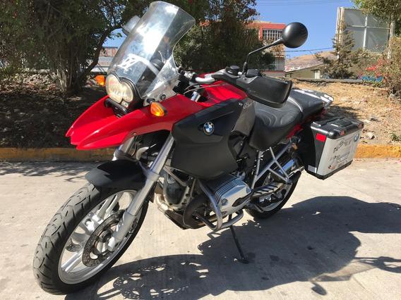 Bmw R1200gs Modelo 2005... Muy Bonita Maquina !!!