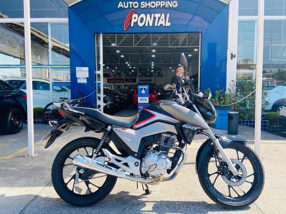 Honda Cg Titan 160 2018 Aceita Troca E Financia