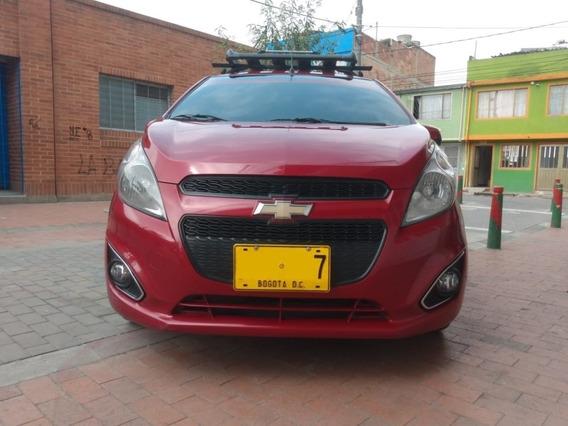 Chevrolet Spark Gt Motor 1.2 Vinotinto 5 Puertas.