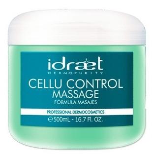 Cellu Massage Control Idraet Crema Para Celulitis
