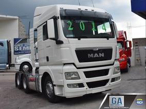 26.480 Man Tgx Camión