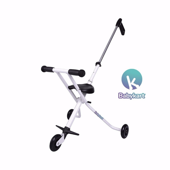 Cochecito De Paseo Babykart Basico De Aluminio Solo Pesa 1k