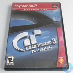 Ps2 Gran Turismo 3 A-spec Original Americano Completo !!