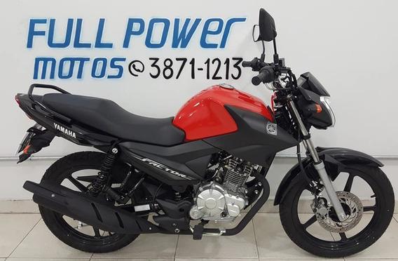Yamaha Factor Ed 125i Vermelha 2020