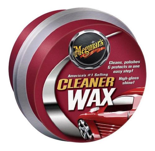 Imagen 1 de 4 de Cera Cleaner Wax P/meguiars (pasta) X 311 Gr #1001 Meguiars G002-12-11-01
