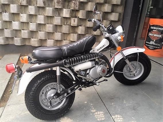 Suzuki 90cc 1974 - Zero