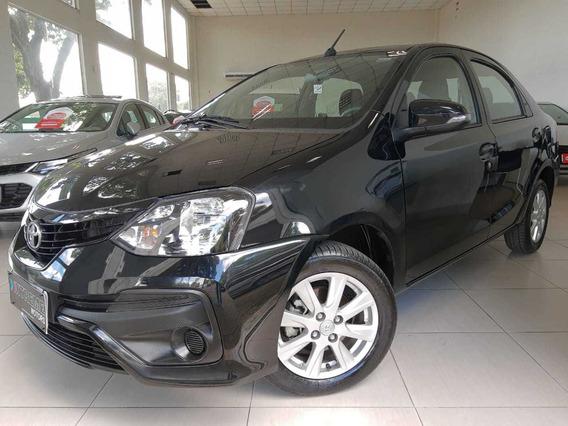 Toyota Etios X Plus Sedan 1.5 16v Flex Aut. 2020