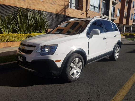 Chevrolet Captiva Sport 2.4 2011 Full