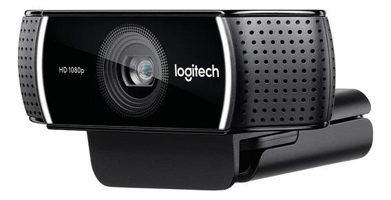 Logitech Cámara C922 Pro Hd Stream Webcam