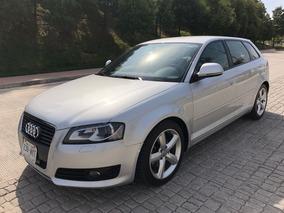 Audi A3 2010 1.8t 100 Años Piel Automatico Impecable!