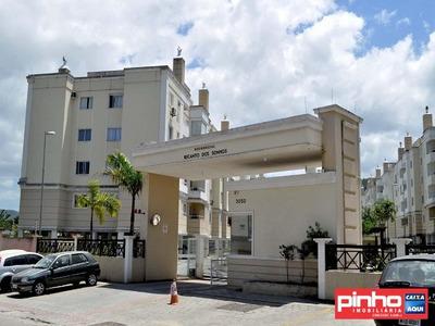 Apartamento Para Locação, Bairro Passa Vinte, Palhoça, Sc - Ap00030