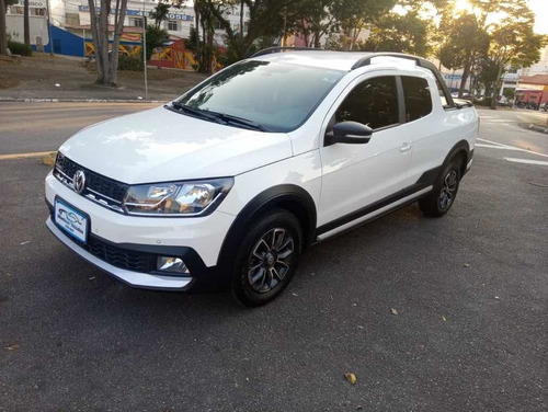 Volkswagem Saveiro Cross  Cd 2020 13,000km