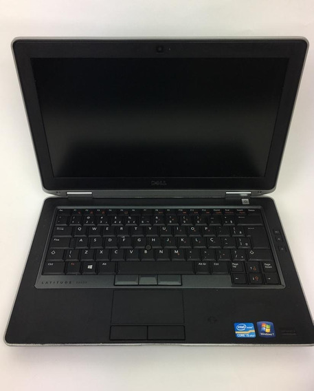 Notebook Dell 6330 I5 8gb Ssd 256gb C/ Biometria + Brinde