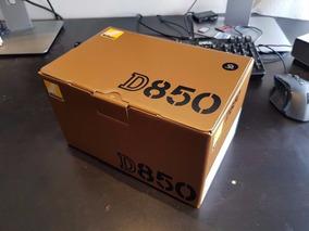 Nikon D850 45.7mp + 64gb Tripé Bolsa Grip Sb910